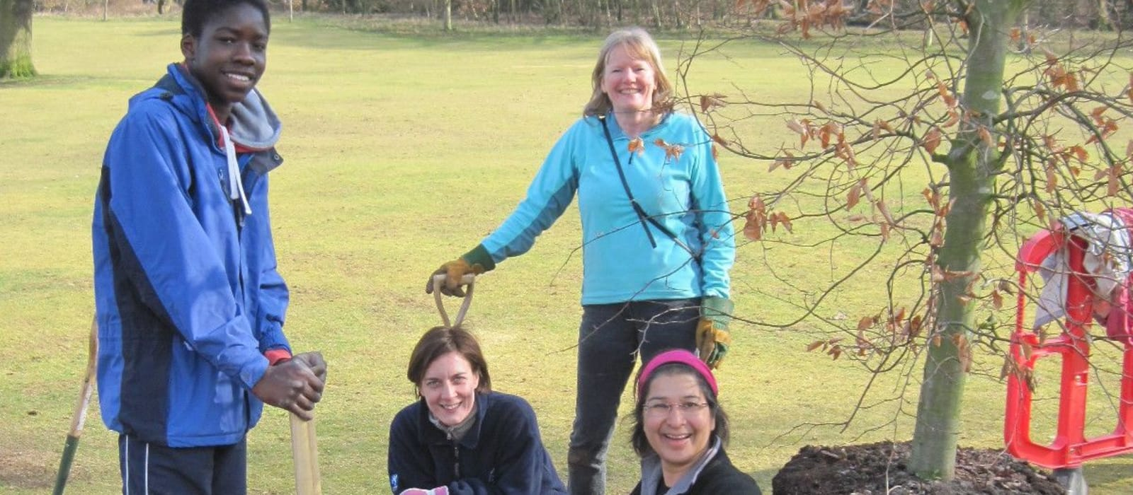 Wild Warley Volunteering