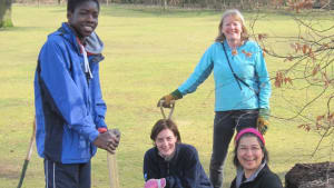 Wild Warley Conservation Volunteers - Session 12