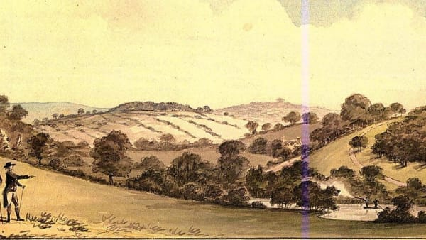 Humphry Repton, Samuel Galton Junior and Warley Woods