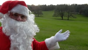 Santa sends messages to all Warley Wooders