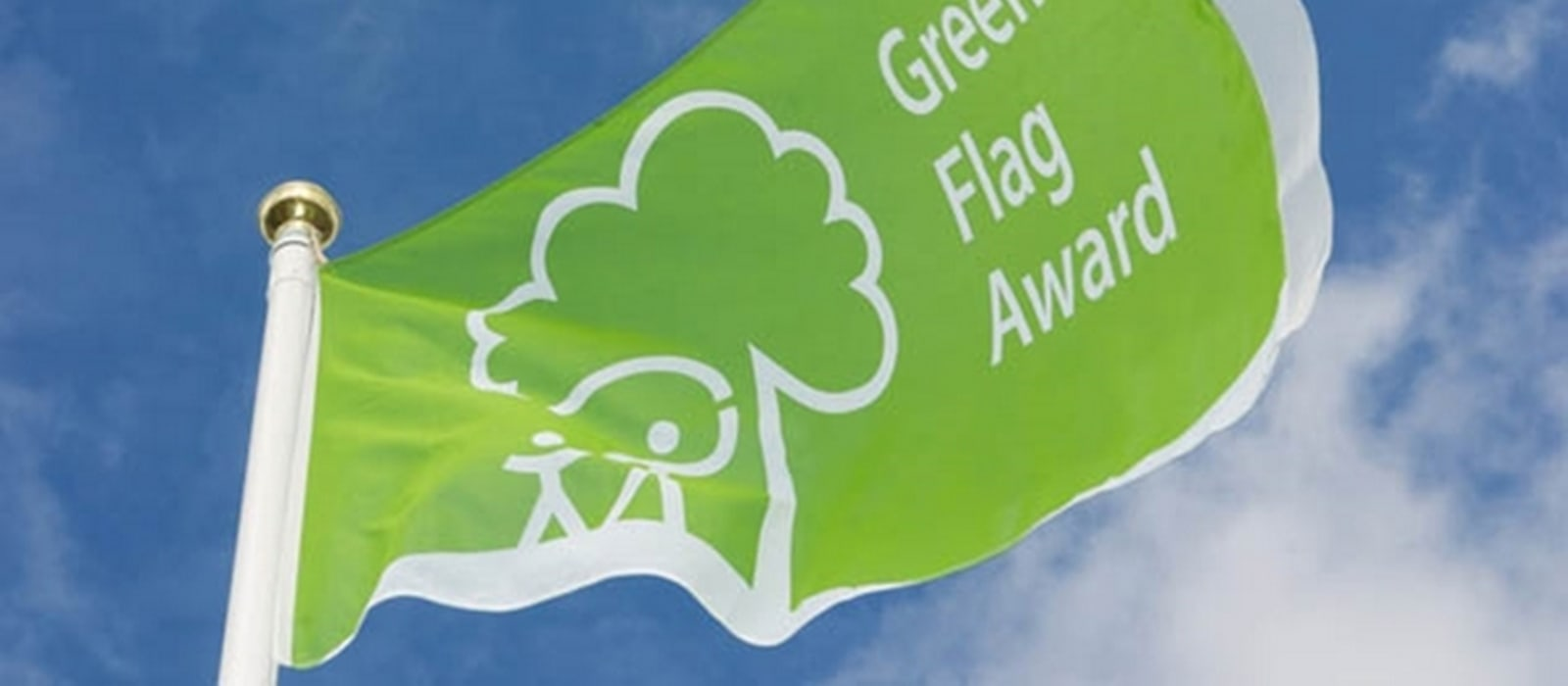 Green Flag Award for the Twelfth Time
