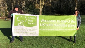Warley Woods is one of the UK's favourite parks - it's official!